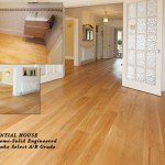 200mm semi-solid engineered oak planks (select a/b grade)