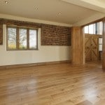 Solid wood floor installed by UK Wood Floors