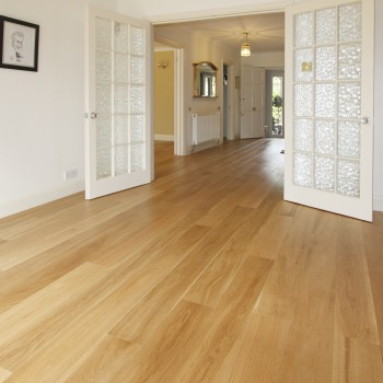 UK Wood Floor's prime A/B grade oak flooring