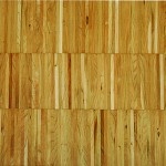 Parquet Floor Sample - Black Cherry