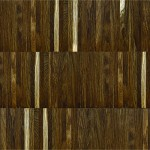 Parquet Floor Sample - Smoked Oak